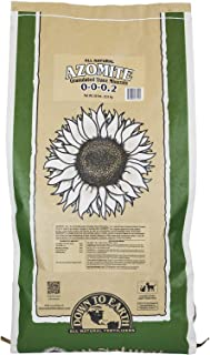 Down to Earth Organic Azomite Granulated Trace Minerals 0-0-0.2, 50 lb