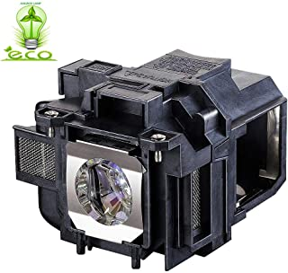 Angrox ELP78 Lamp Bulb for Epson ELPLP78 PowerLite Home Cinema 2030 2000 730HD 725HD 600 VS230 VS330 VS335W EX3220 EX6220 ...