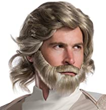 Rubie's Adult Star Wars Episode VIII: The Last Jedi, Luke Skywalker Costume Accessory Kit