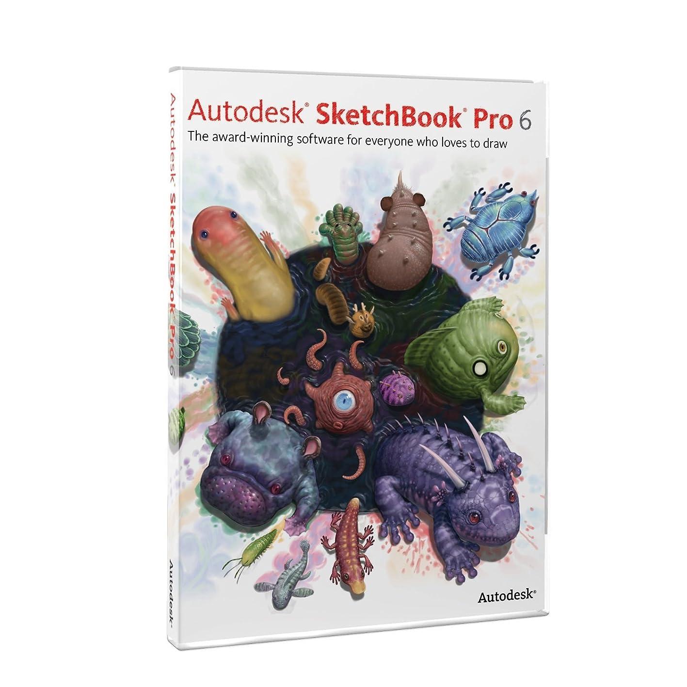 苦行タックル召喚するAutodesk SketchBook Pro 6 スケッチブックプロ 並行輸入品