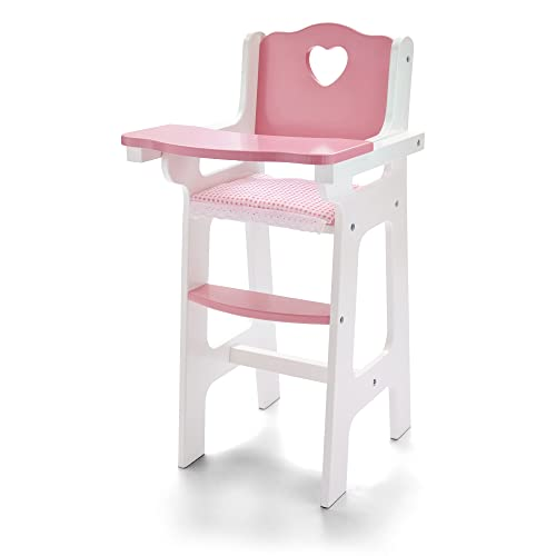 9d73888d7993 Molly Dolly Mini My First Dolls Wooden High Chair