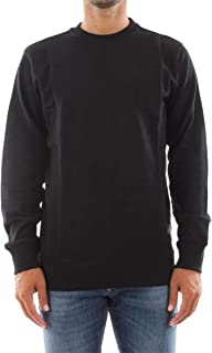 Calvin Klein Men's 78132RDH25-Black Pullover Tops