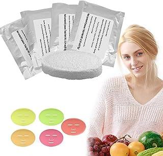 دستگاه ماسک صورت ، پخش صوتی اتوماتیک کامل DIY میوه طبیعی میوه مایع ماسک مراقبت از صورت ساز با گواهینامه FDA (32 عدد کلاژن)