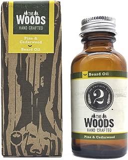 Mens Natural Beard Oil: The 2 Bits Man