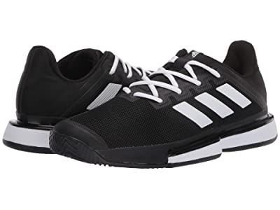 adidas SoleMatch Bounce (Core Black/Footwear White/Core Black) Women