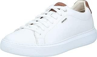 Geox U DEIVEN, Men's Sneakers, (White C1000), 6.5 UK (40 EU)