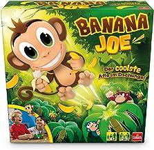 Goliath Toys 30991 Banana Joe - Das lustige Actionspiel mit dem coolsten Affen im Dschungel, ab 4 Jahren