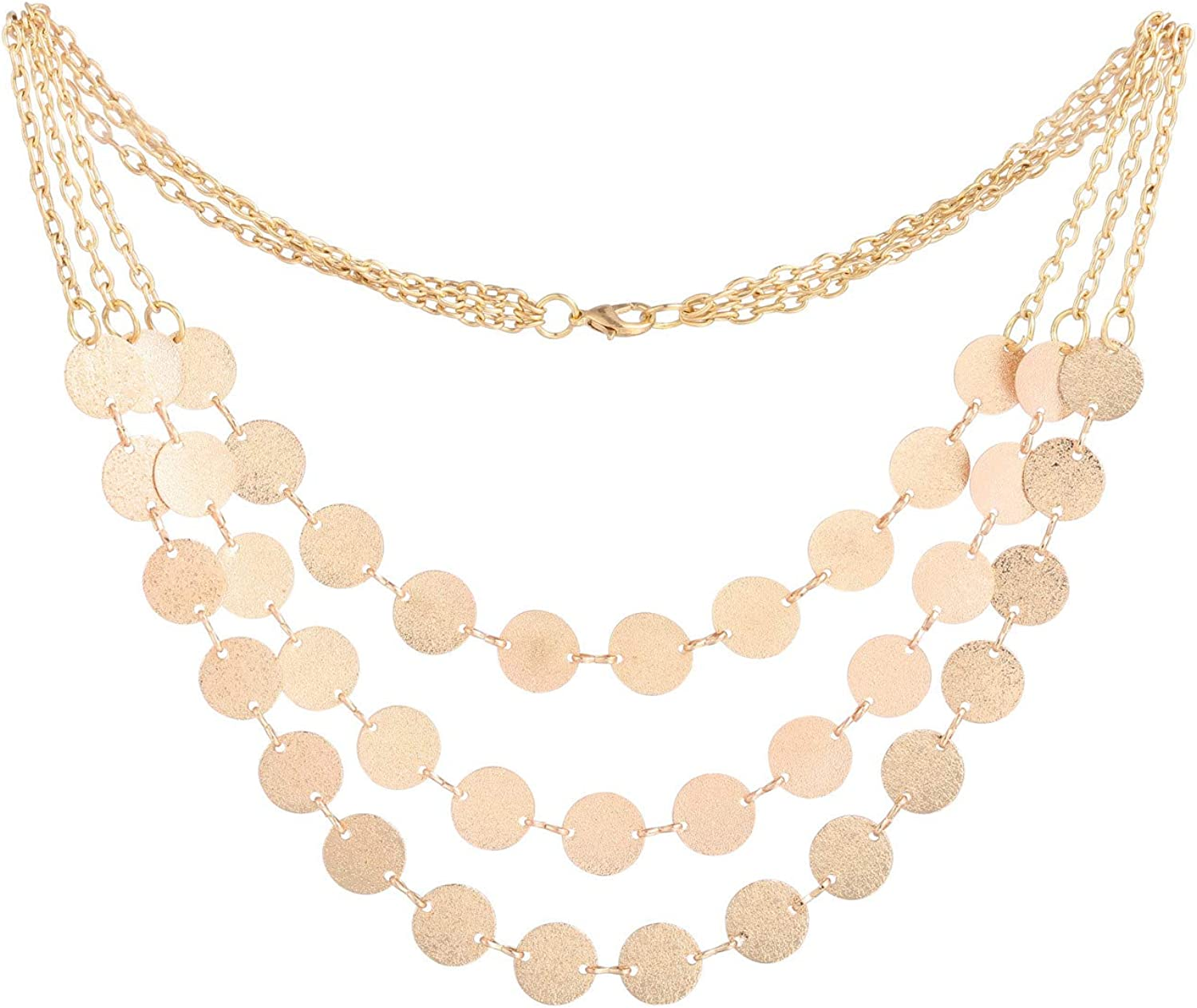 YAMULA Hot Japan's largest assortment Selling Choker Necklace Latest Max 72% OFF F Design for Women Top