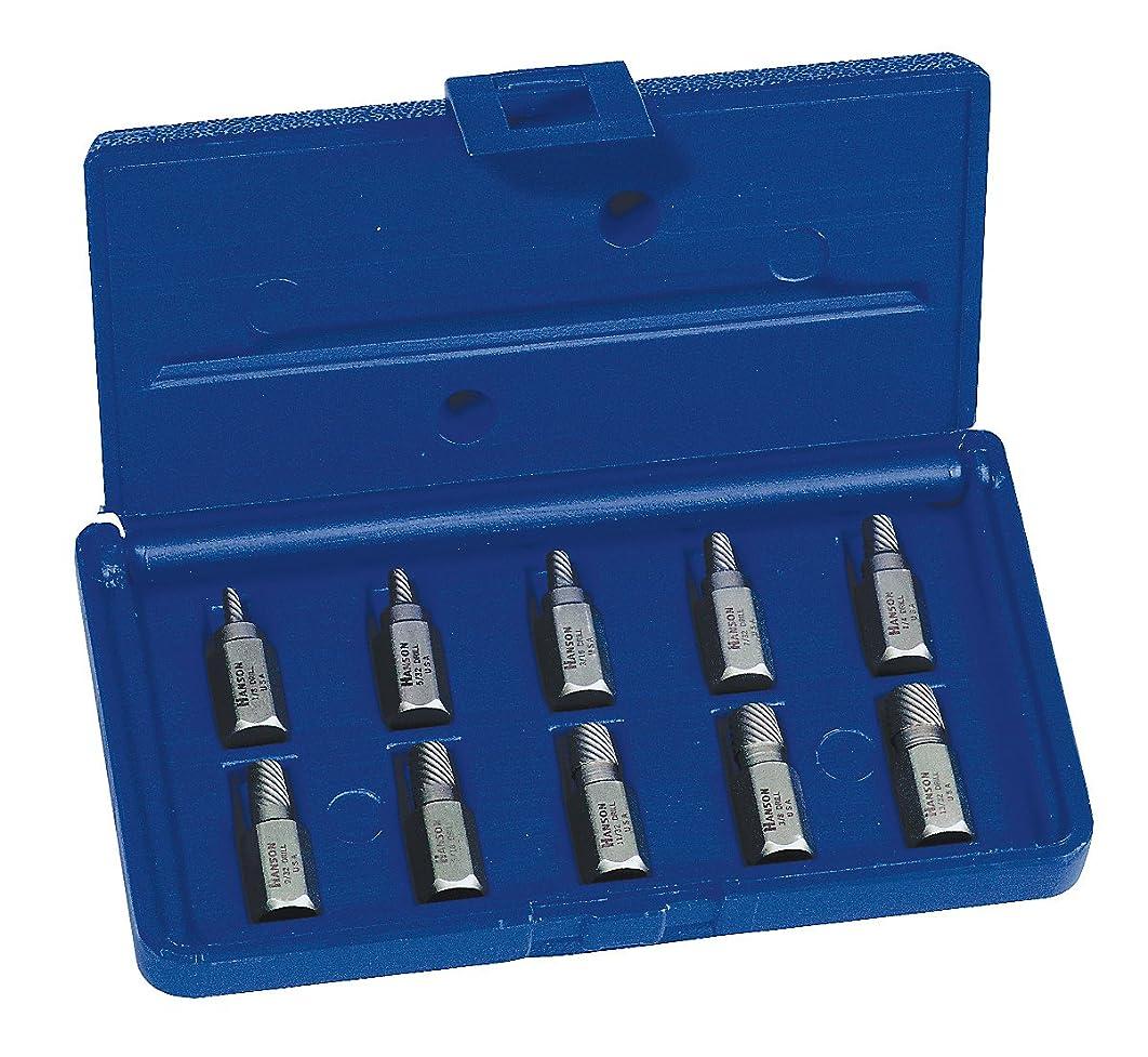 Hanson 52204 Screw Ext Multi Spline 7/32, for Tap Die Extraction