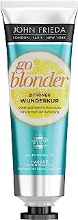 sheer Blonde - Tratamiento milagroso con limón para pelo rubio de la línea Go Blonder de John Frieda, 100 ml 25589