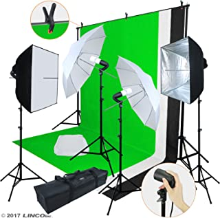 video studio equipment package