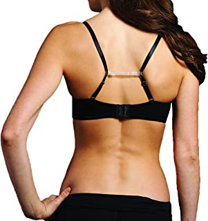 The Natural Women's Bra Strap Holder, Clear, o/s