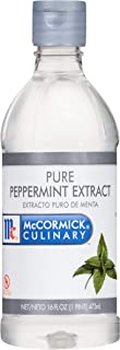 McCormick Culinary Pure Peppermint Extract, 16 fl oz