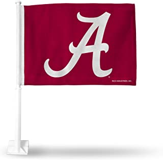 Rico Industries NCAA Alabama Crimson Tide Car Flag