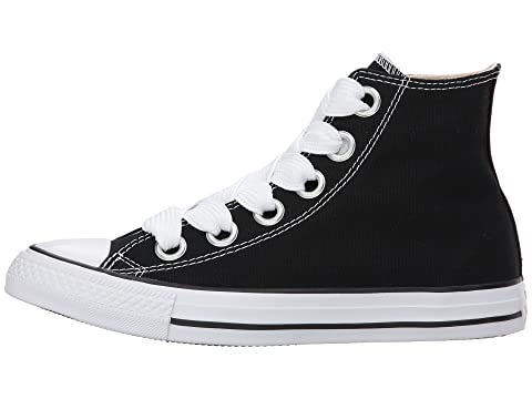 Enfants Converse Chuck Taylor Toute Toile Étoile Haut Chaussure Haut Noir 2 M PGyVS