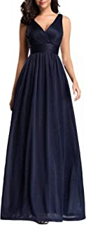 Ever-Pretty Women's Ruched Empire Wasit Bridesmaid Dresses 7764