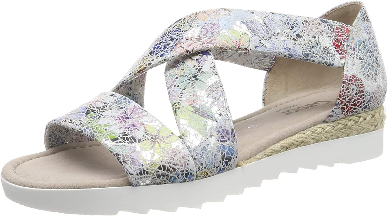 Gabor Women's Ankle-strap-22.741.90 Ranking TOP6 Max 42% OFF Ankle Sandals Strap