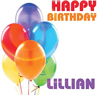 Happy Birthday Lillian