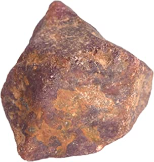 Rough Star Ruby 127.00 Ct Natural Star Ruby Uncut Stone Loose Gemstone for Jewelry Making ET-102