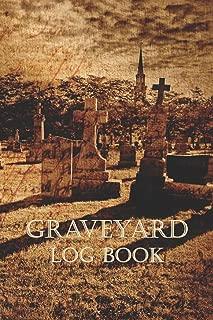 Graveyard Log Book: Cemetery Genealogy Research Journal