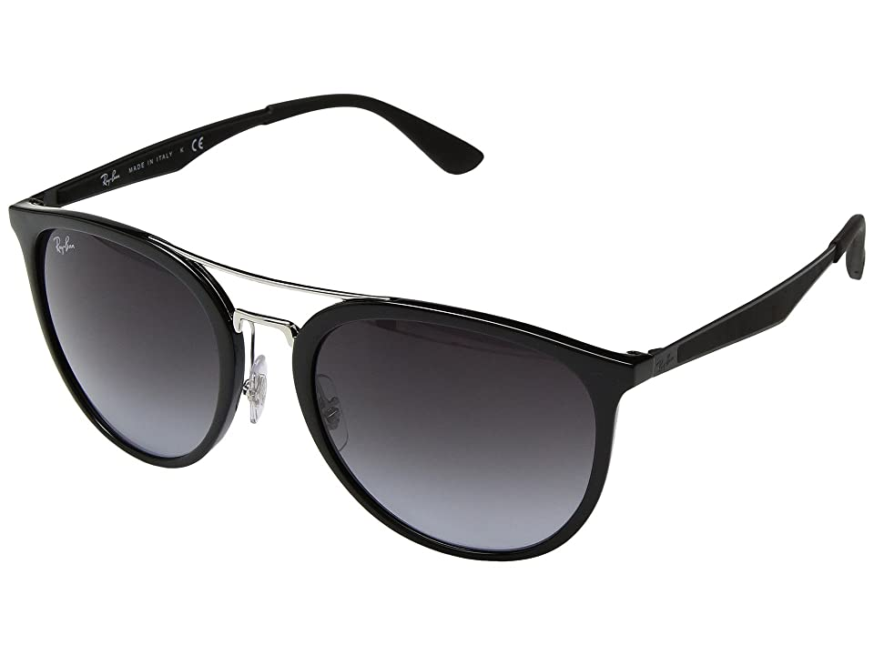 Ray-Ban RB4285 55mm (Black/Grey Gradient) Fashion Sunglasses