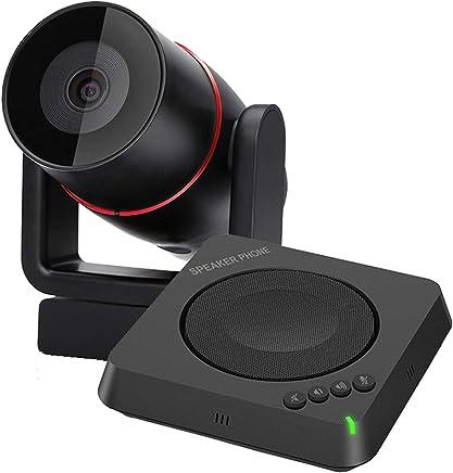 LIANGJING Microfono omnidirezionale per videoconferenza per videoconferenza Small Conference HD 1080P - Trova i prezzi più bassi