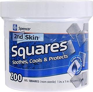 [スペンコ] 2nd Skin 200 Squares メンズ 10-637