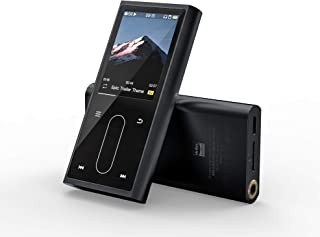 FiiO M3K 192K/24Bit Mini HiFi Metal Shell MP3 Player with Digital Voice Recorder,24 Hours Playback and Expandable Up to 51...