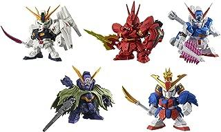 Gashapon Mobile Suit Gundam Gashapon Warrior Dash 02 Set
