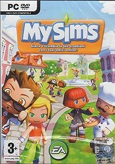 Electronic Arts My Sims, PC - Juego (PC, PC, Simulación, E (para todos))