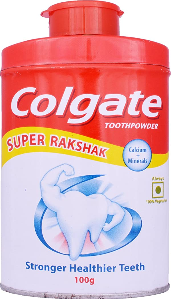 リラックス公然としかしColgate Tooth Powder 100g tooth powder by Colgate by Colgate [並行輸入品]