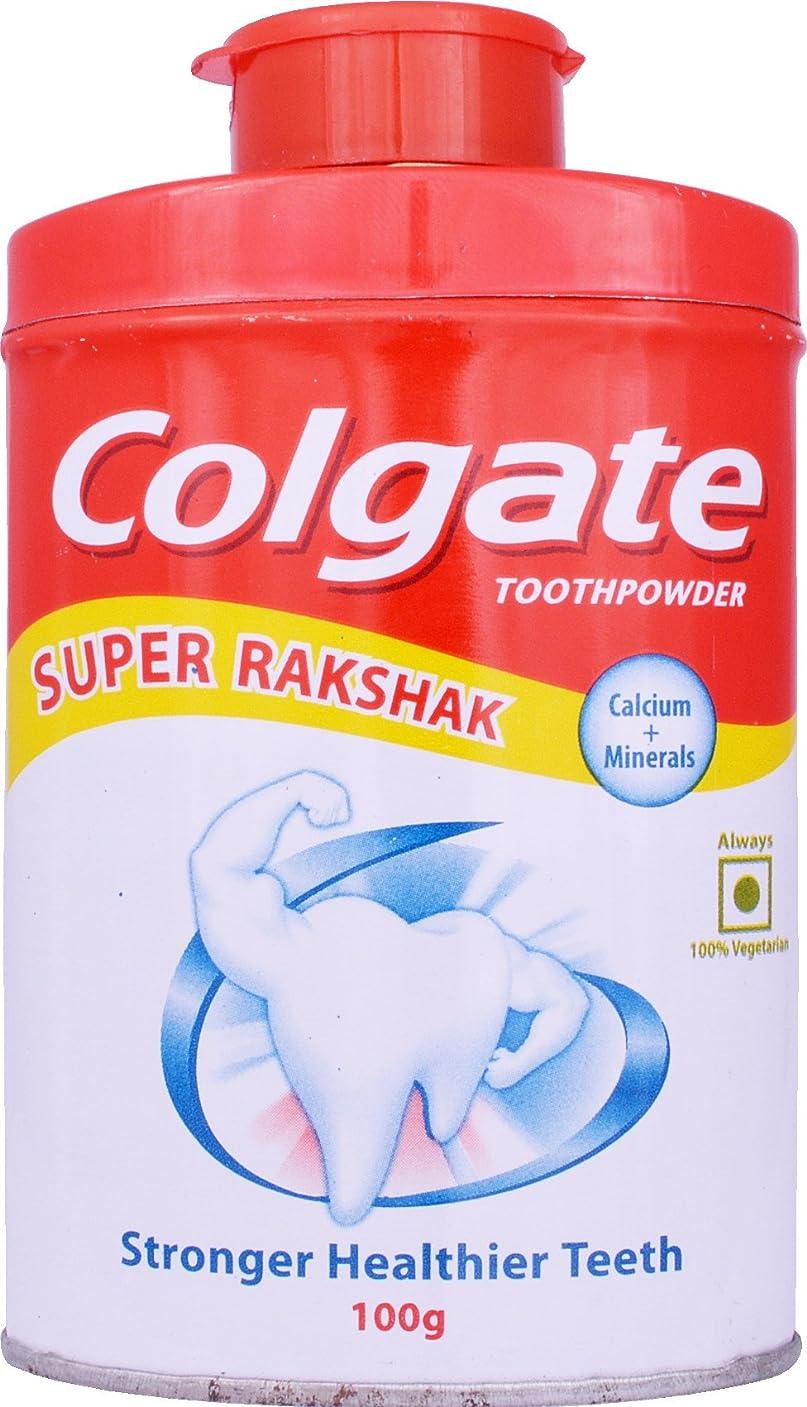 マイナー苦痛休みColgate Tooth Powder 100g tooth powder by Colgate by Colgate [並行輸入品]