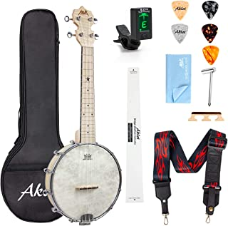 open back banjo