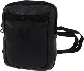 Puma Synthetic 18 cms Puma Black Messenger Bag (7518901)