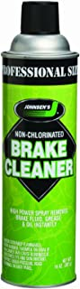 Johnsen's 2413-12PK Non-Chlorinated Brake Parts Cleaner - 14 oz., (Pack of 12)