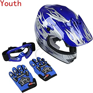 Amazon.com: Dirt Bike - Helmets / Protective Gear: Automotive