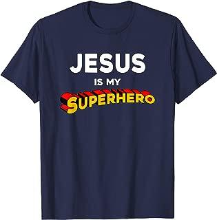 Best jesus and superheroes tee Reviews
