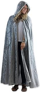 viking hooded cloak
