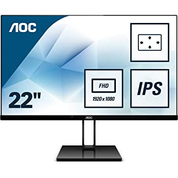 AOC 22V2Q – Monitor de 22