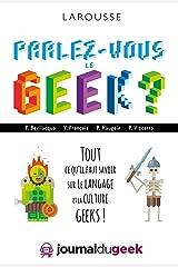 Parlez-vous le geek ? Capa comum