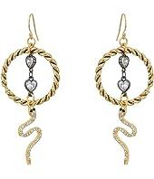 The Medusa Earrings