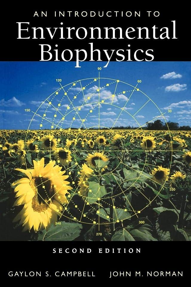 腹部肥満モディッシュAn Introduction to Environmental Biophysics (Modern Acoustics and Signal)