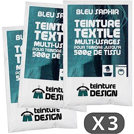 Simplicol Kit de Tinte Textile Dye Intensive Turquesa ...