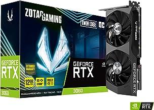 ZOTAC GeForce RTX 3060 Twin Edge OC グラフィックスボード ZT-A30600H-10M VD7558