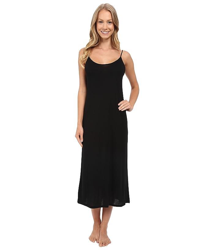 Natori Shangri-La Gown (Black) Women