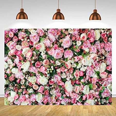#020 Photography Backdrops Best-Whihes Colour Flower 121