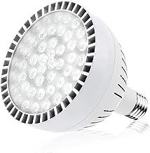 LED Pool Bulb White Light, Bonbo OSRAM 120V 65W Swimming Pool Light Bulb 6500K Daylight White E26 Base 500-800W Traditional Bulb Replacement For Most Pentair Hayward Light Fixture