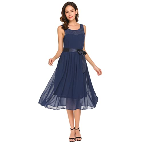 entire collection best authentic hot sales Chiffon Dresses for Wedding Guest: Amazon.co.uk