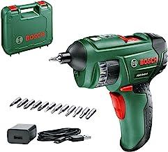 Bosch Home and Garden 0603977005 Bosch atornillador sin cable PSR Select (1.5 Ah, sistema de 3.6 voltios, con micro USB, en maletín), 3.6 V