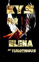 Kys for Elena (Danish Edition)
